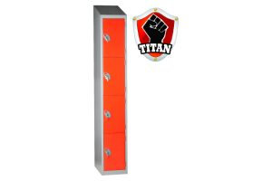 Titan & Titan Plus Kwik-Locker